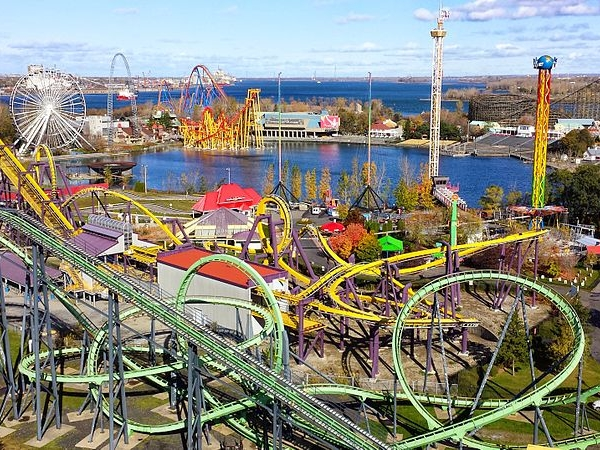 OLD ORCHARD BEACH, ME - RIDE OPERATOR - $11/ HOUR