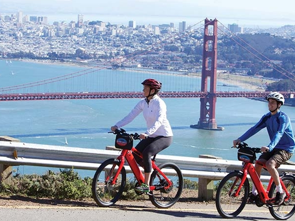 SAN FRANCISCO, CA - BIKE RENTALS - $15.50/ HOUR